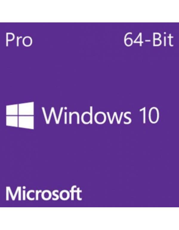 Win Pro 10 64Bit Eng Intl 1pk DSP (OEM)